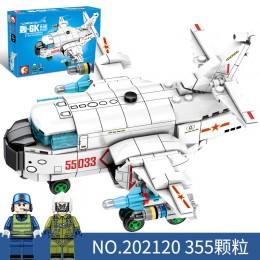 202120 Sembo Block Бомбардировщик среднего и дальнего действия H-6K