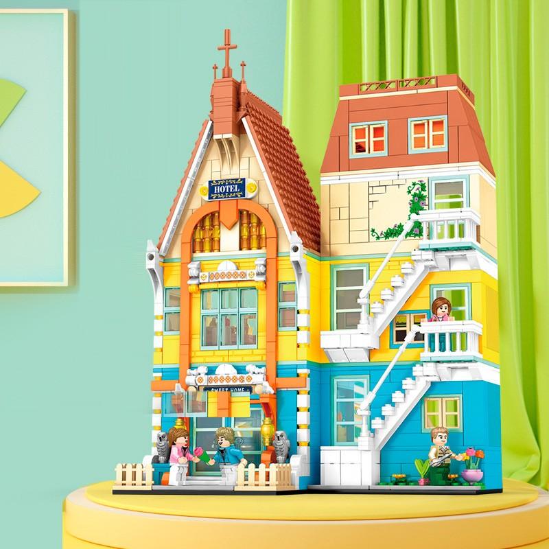 601146C Sembo Block Апартаменты