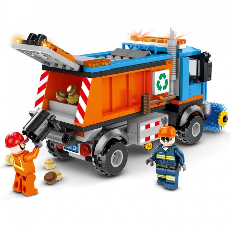 601304 Sembo Block Многофункциональная уборочная машина