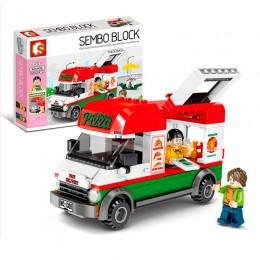 601305 Sembo Block Автолавка «Пицца на вынос»
