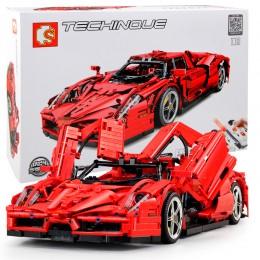 701020 Sembo Block Суперкар Ferrari Enzo