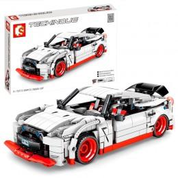 701712 Sembo Block Суперкар Nissan GT-R