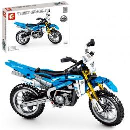 701715 Sembo Block Мотоцикл Yamaha WR450F