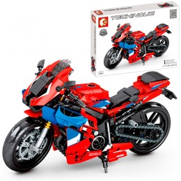 701808 Sembo Block Мотоцикл Honda CBR