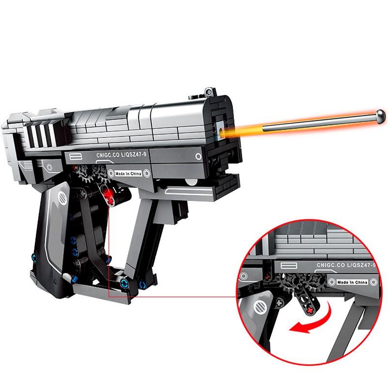 704202 Sembo Block Пистолет