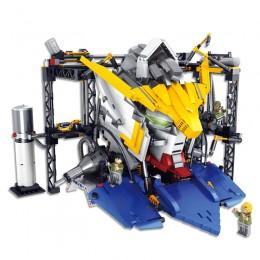 K86 Super 18K Голова механического-воина робота