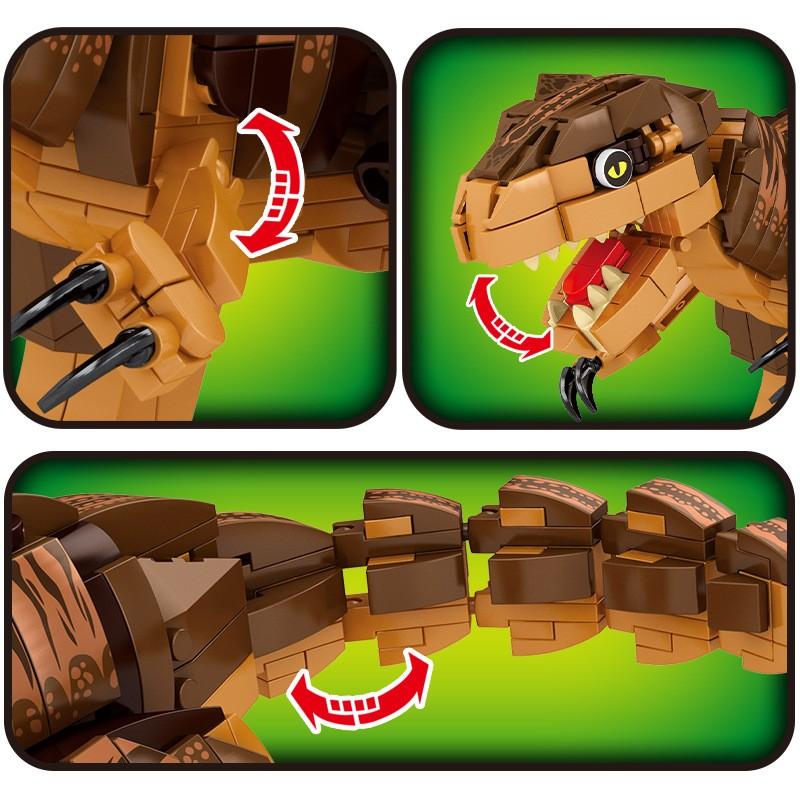 SY1507 SY Мир динозавров: Удар Карнотавра