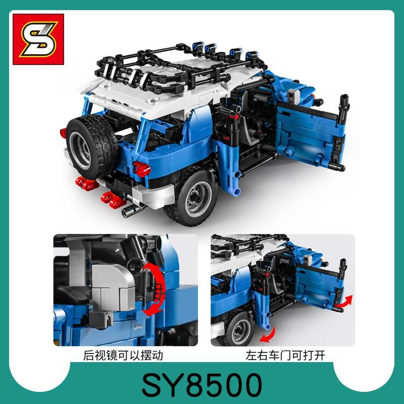 SY8500 SY Toyota Land Cruiser