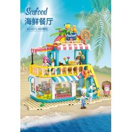 SY6571 SY Ресторан морепродуктов