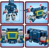 SY6487 SY Робот-трансформер: Соник