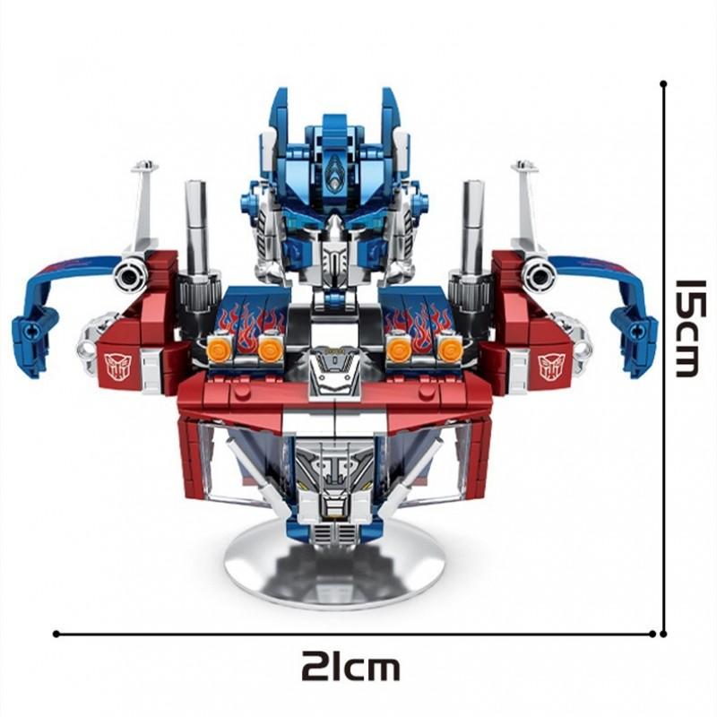SY7501 SY Трансформер Оптимус Прайм