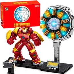 SY1482 SY Реактор Железного человека