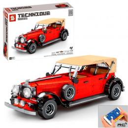 SY8612 SY Красный ретроавтомобиль