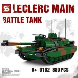SY0102 SY Leclerc - основной боевой танк