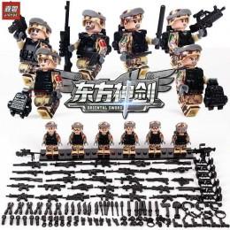 JY107 TBS Toys Набор солдат китайской армии