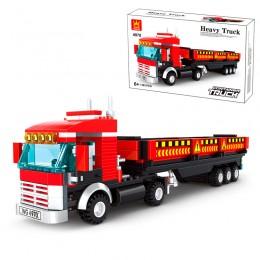 4970 Wange Тяжелый грузовик