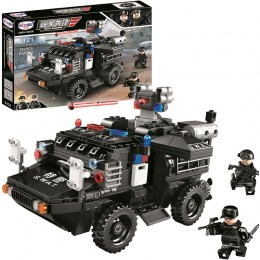 5121 WINNER Боевая машина-амфибия SWAT