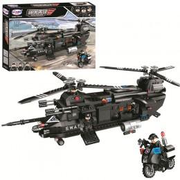 5123 WINNER Транспортный вертолет SWAT