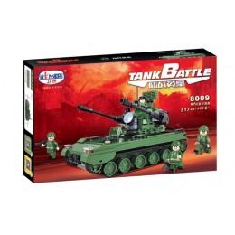 8009 WINNER Самоходная артиллерия Type-07