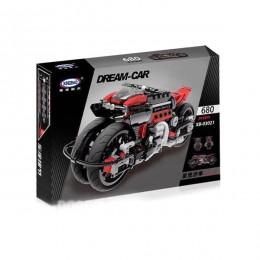 03021 XingBao Футуристичный мотоцикл