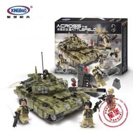 06015 XingBao The Scorpio Tiger Tank