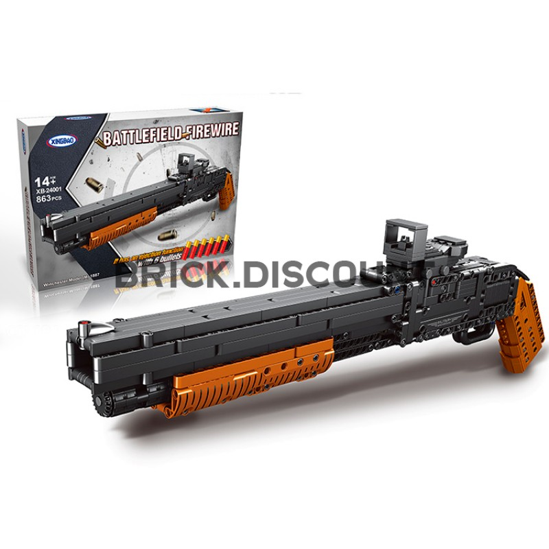 XB-24001 Xingbao Ружьё Winchester M1887