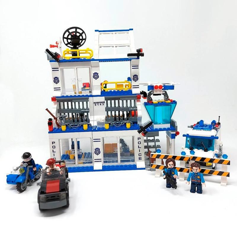 QL0227 ZHEGAO Полицейский участок