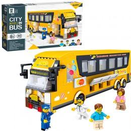 QL0951 ZHEGAO Туристический автобус