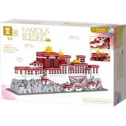 QL0960 ZHEGAO Дворец Потала в Тибете, Китай