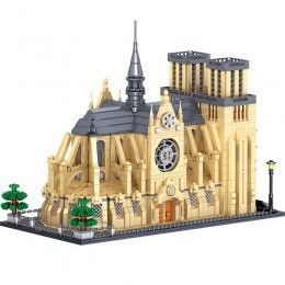 QL0964 ZHEGAO Собор Нотр-Дам в Париже